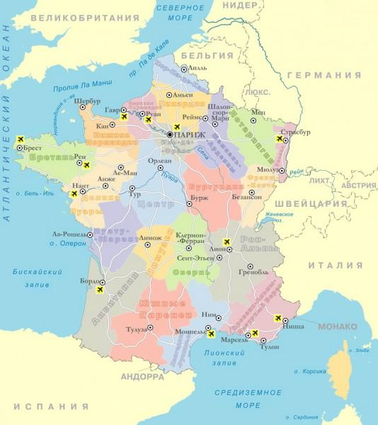 Самая большая европейская страна